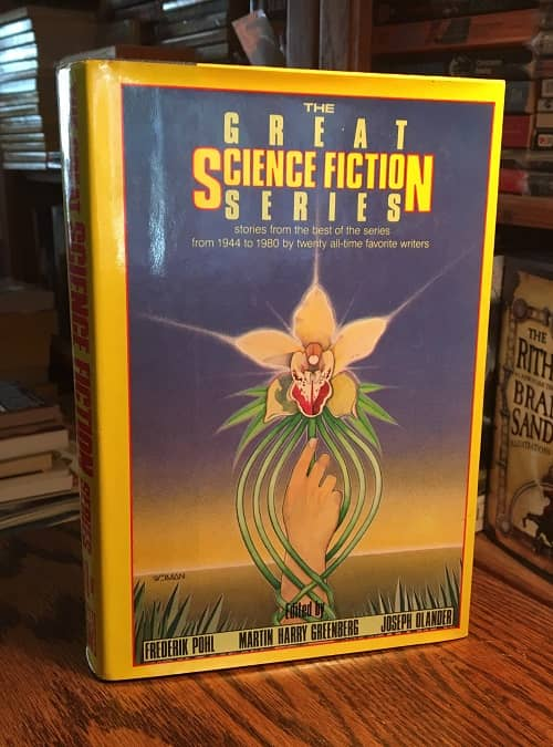 The Great Science FIction Series Pohl Greenberg Olander-small