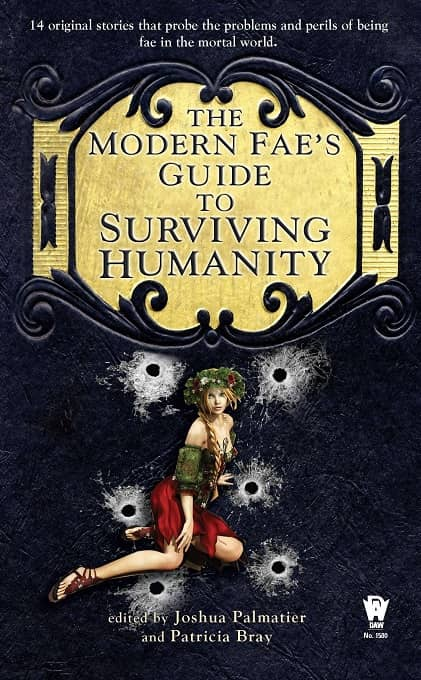 The Modern Fae's Guide to Surviving Humanity-small