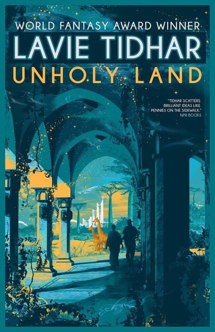 Unholy Land-small