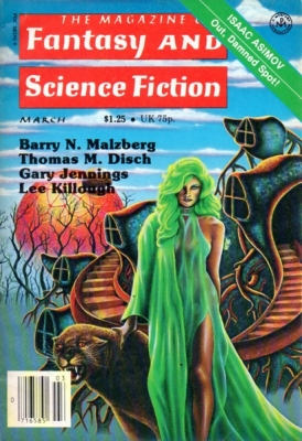 Cover by Barclay Shaw