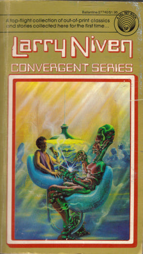 The Golden Age of Science Fiction: Convergent Series, by Larry Niven
