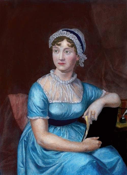 (5) Jane Austen-small