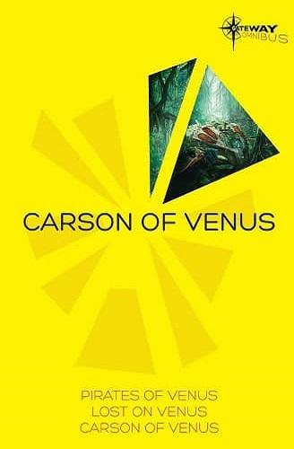 Burroughs Carson of Venus SF Gateway Omnibus-small