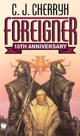 CJ Cherryh Foreigner 10th Anniversary Edition-small