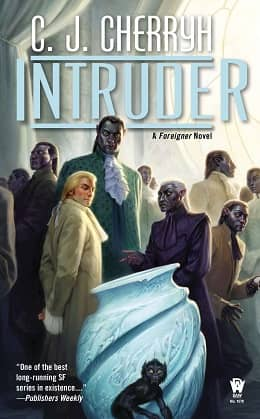 CJ Cherryh Foreigner 13 Intruder-small