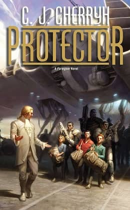 CJ Cherryh Foreigner 14 Protector-small