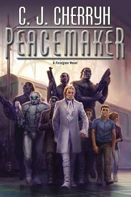 CJ Cherryh Foreigner 15 Peacemaker-small