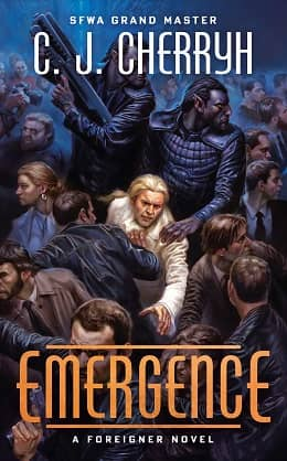 CJ Cherryh Foreigner 19 Emergence-small