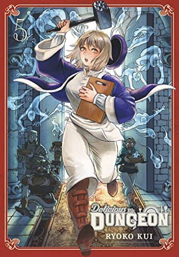 Delicious in Dungeon Volume Five-small