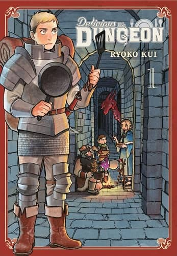 Delicious in Dungeon Volume One-small