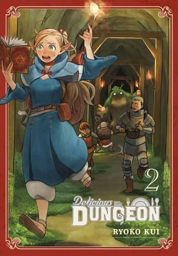 Delicious in Dungeon Volume Two-small