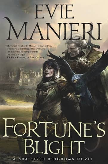 Fortune's Blight Evie Manieri-small