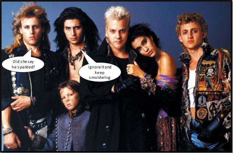 Lost Boys for Goth Chick News