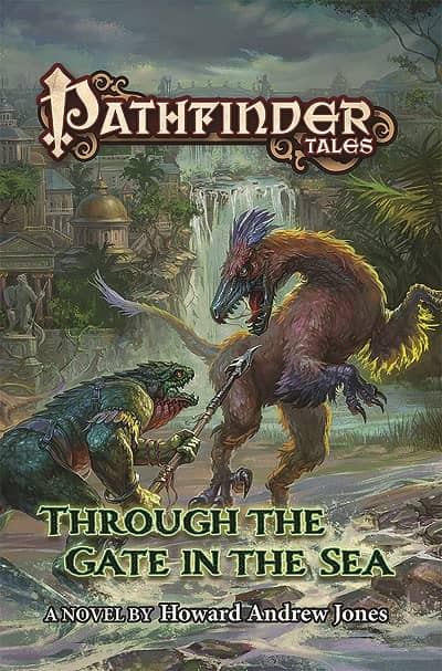 Pathfinder Tales Through The Gate in the Sea-small