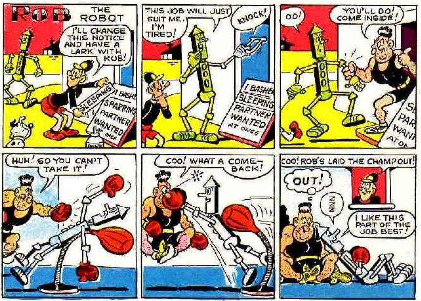 Rob the Robot p16