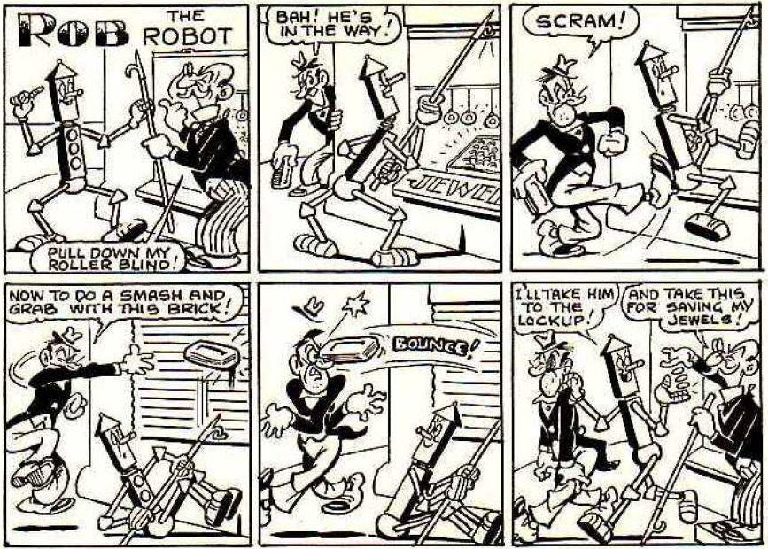 Rob the Robot p24