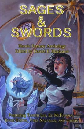 Sages & Swords Heroic Fantasy Anthology-small
