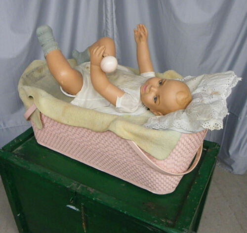 Sweetheart Soap Doll with rattle