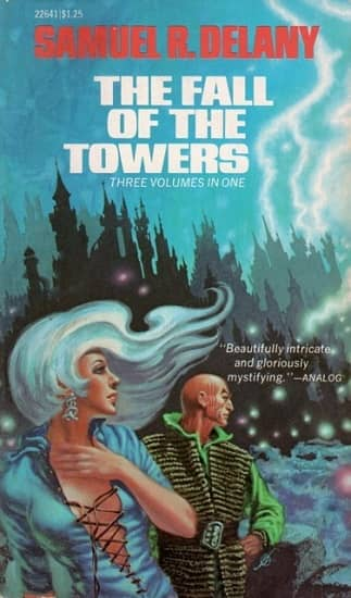 The Fall of the Towers Samuel Delany-small
