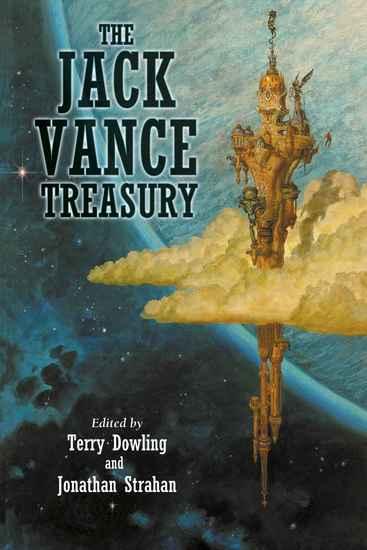 The Jack Vance Treasury-small
