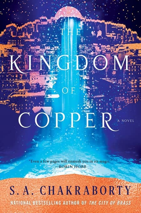 The Kingdom of Copper-small