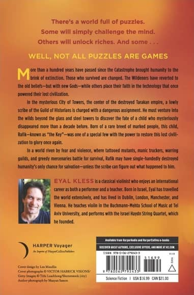 The Lost Puzzler-back-small