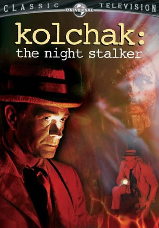 (14) The Night Stalker series DVD's-small