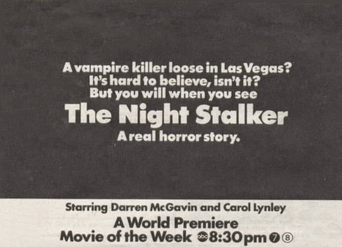(2) Night Stalker ad