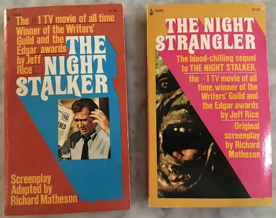 (3) The Night Stalker and The Night Strangler Jeff Rice-small