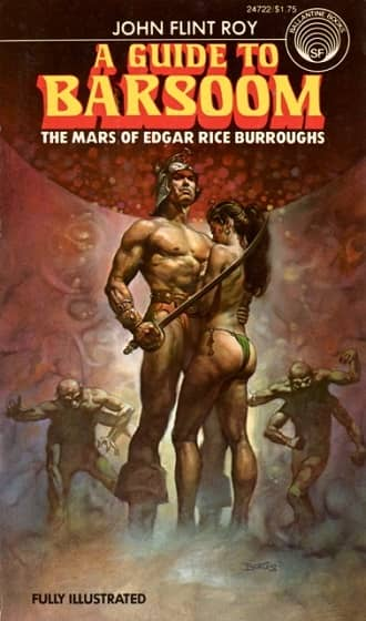A Guide to Barsoom by John Flint Roy 1976-small