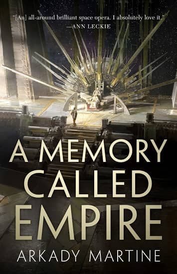 A Memory Called Empire Arkady Martine-small