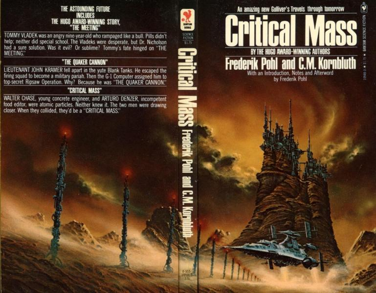 Critical Mass Pohl Kornbluth