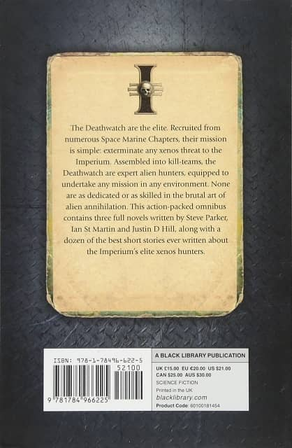 Deathwatch The Omnibus-back-small