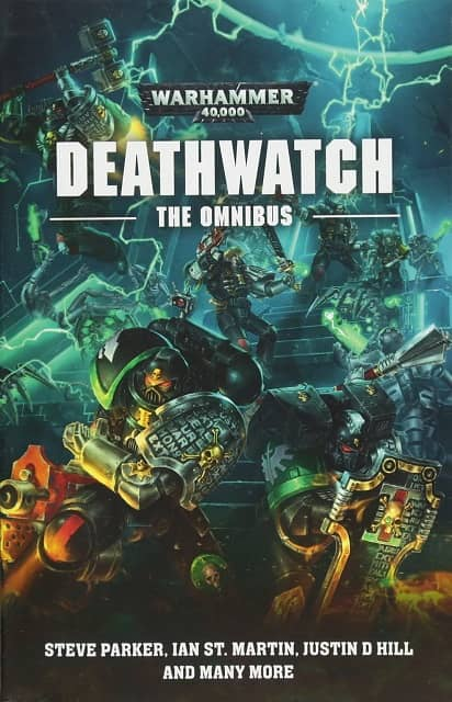 Deathwatch The Omnibus-small