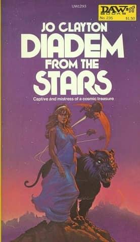 Diadem from the Stars Jo Clayton-small
