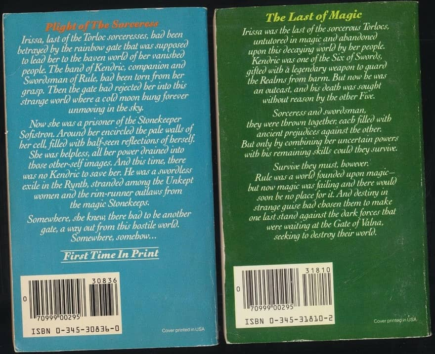 Exiles of the Rynth Del Rey2-back-small
