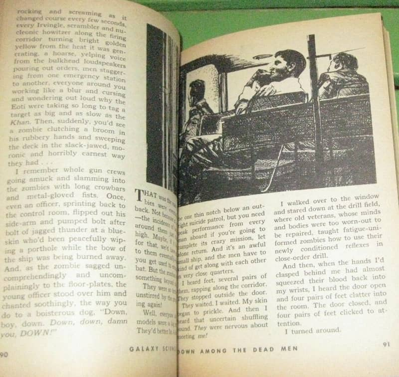 Galaxy Science Fiction June 1954 Down Among the Dead Men 2-small