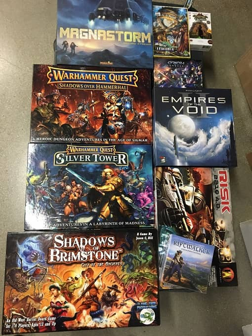 Games Plus 2019 auction sample 2-small