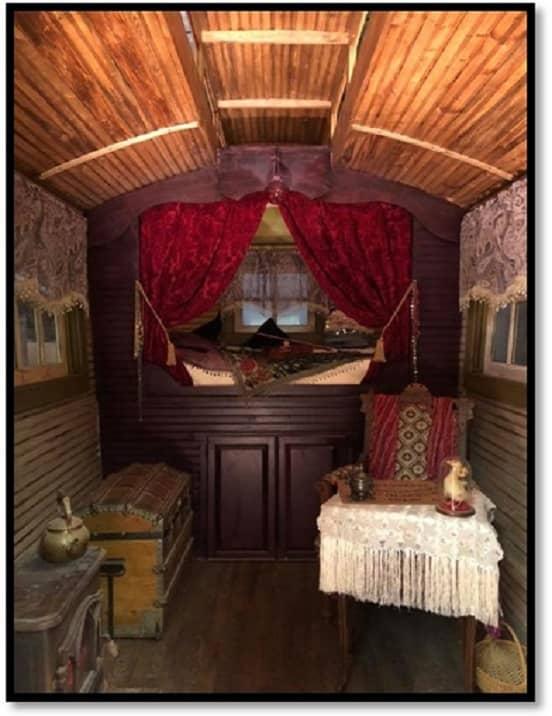 Gypsy Caravan from Pumpkin Pulp interior