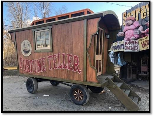 Gypsy Caravan from Pumpkin Pulp