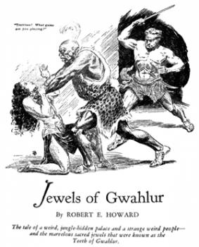 Joseph Doolin in Weird Tales, March 1935