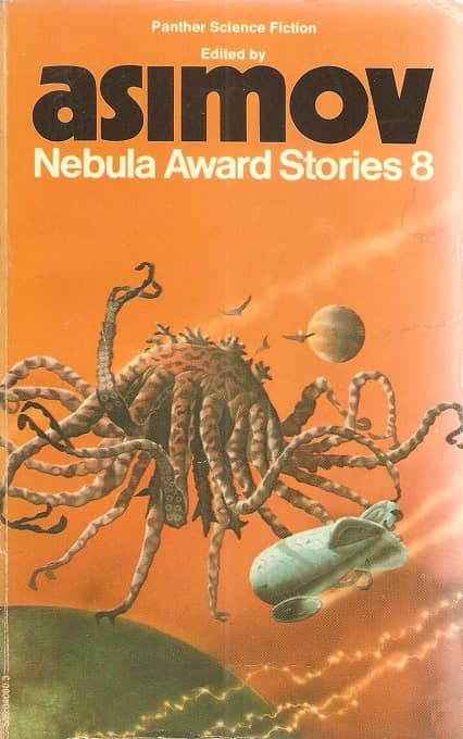 Nebula Award Stories 8 UK-small