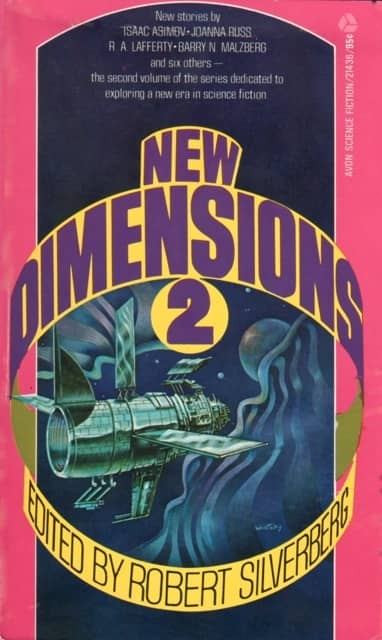 New DImensions 2 Robert Silverberg-small