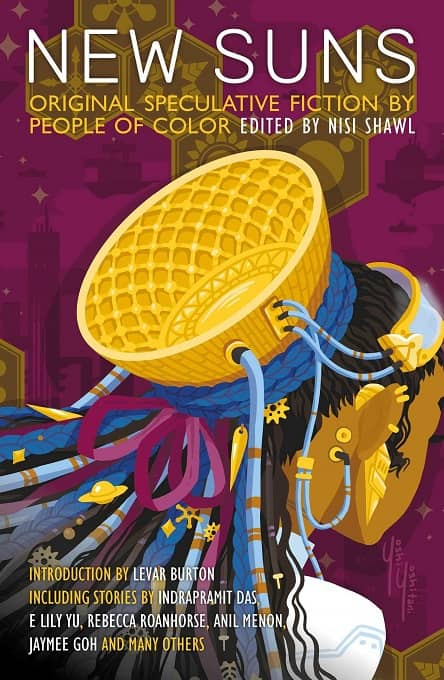 New Suns Original Speculative Fiction by People of Color-small