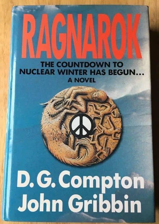 Ragnarok D. G. Compton John Gribbin-small