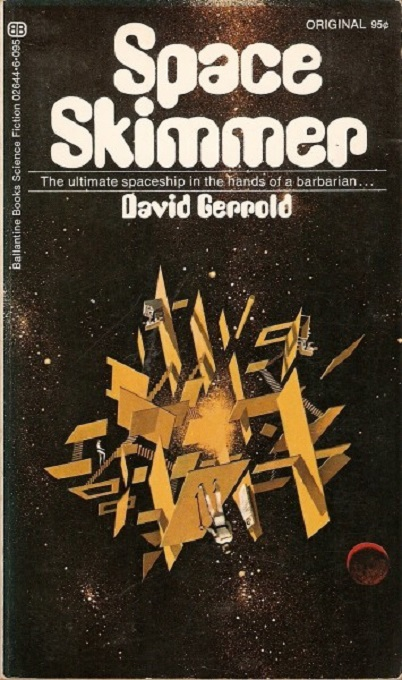 Space Skimmer David Gerrold-small
