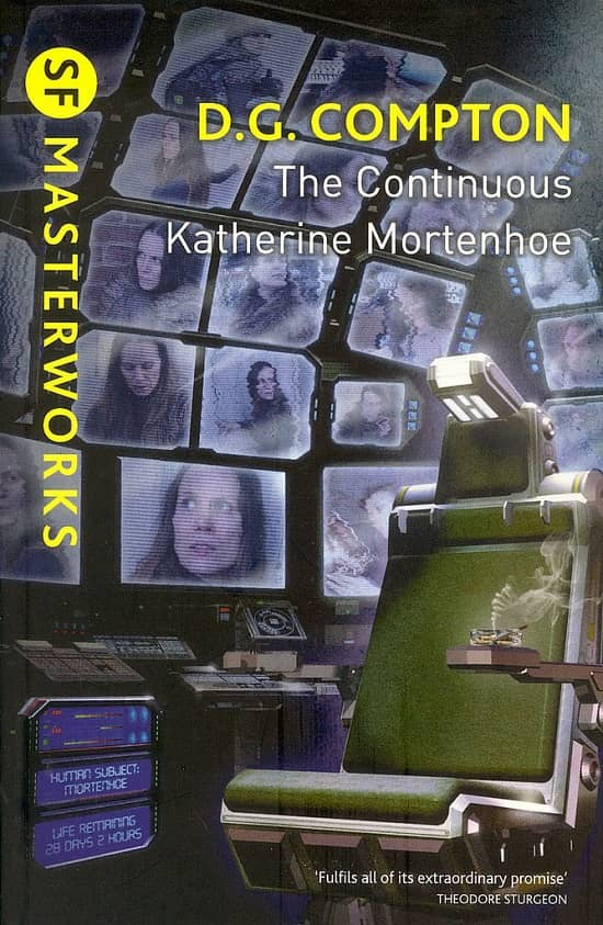 The Continuous Katherine Mortenhoe SF Masterworks-small