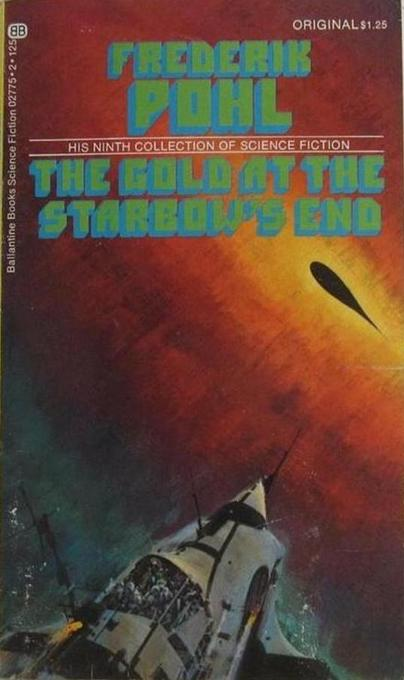 The Gold at the Starbow's End Frederik Pohl-small