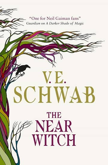 The Near Witch V. E. Schwab-small