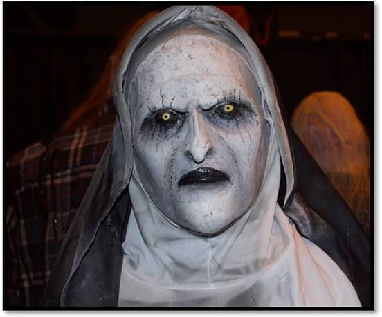 The Nun from Insidious